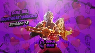 LOVE MONTARAZ GUIDE / FORTNITE SAVE THE WORLD