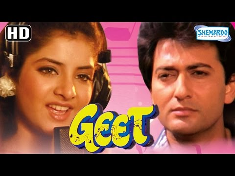 Geet {HD} - Avinash Wadhawan | Divya Bharati | Laxmikant Berde - 90's Hit - (With Eng Subtitles) Mp3