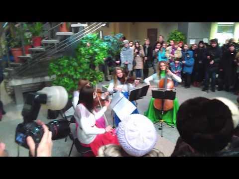 В Тюмени на железнодорожном вокзале прошел концерт классической музыки