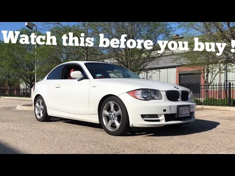 Why You Should Buy A BMW 1 Series