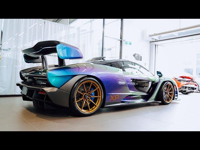 Zagame Automotive - McLaren XP Senna | 4K