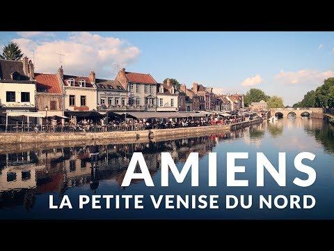 Amiens - La petite Venise du nord (VLOG)