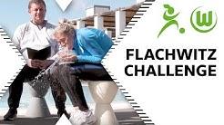 Flachwitz Challenge #2 | Kulles Kalauer mit Alexandra Popp und Zsanett Jakabfi | VfL Wolfsburg