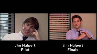 The Office - Jim Halpert First And Last Talking-Head
