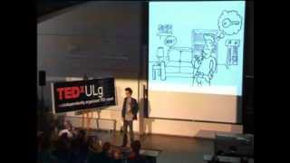 How web 3.0 will change our lives? Philippe Modard at TEDxULg