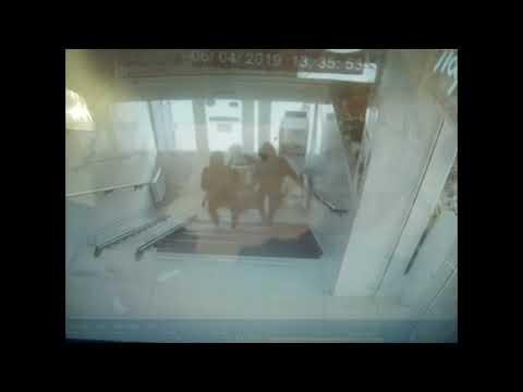 В Лянторе украли терминал