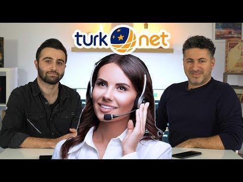TurkNet müşteri hizmetleriyle yaşanan sorun (Ömer Faruk Tokdemir)