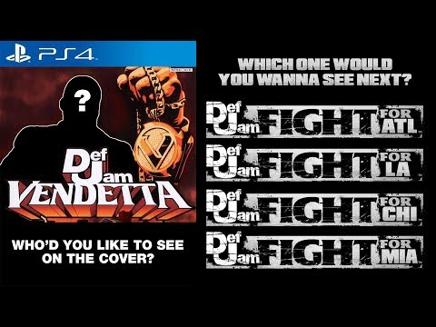 What Is The Deal With The New Def Jam Game?