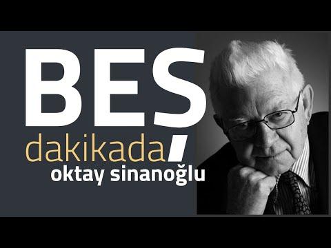 OKTAY SİNANOĞLU KİMDİR? Bilim Adamı, Türkçe Muhafızı, En Genç Profesör Oktay Sinanoğlu'nun Hayatı