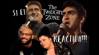 """The Twilight Zone S1 E1 """"The Comedian"""" - REACTION!!!"""