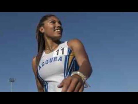 Tara Davis College Announcement Video