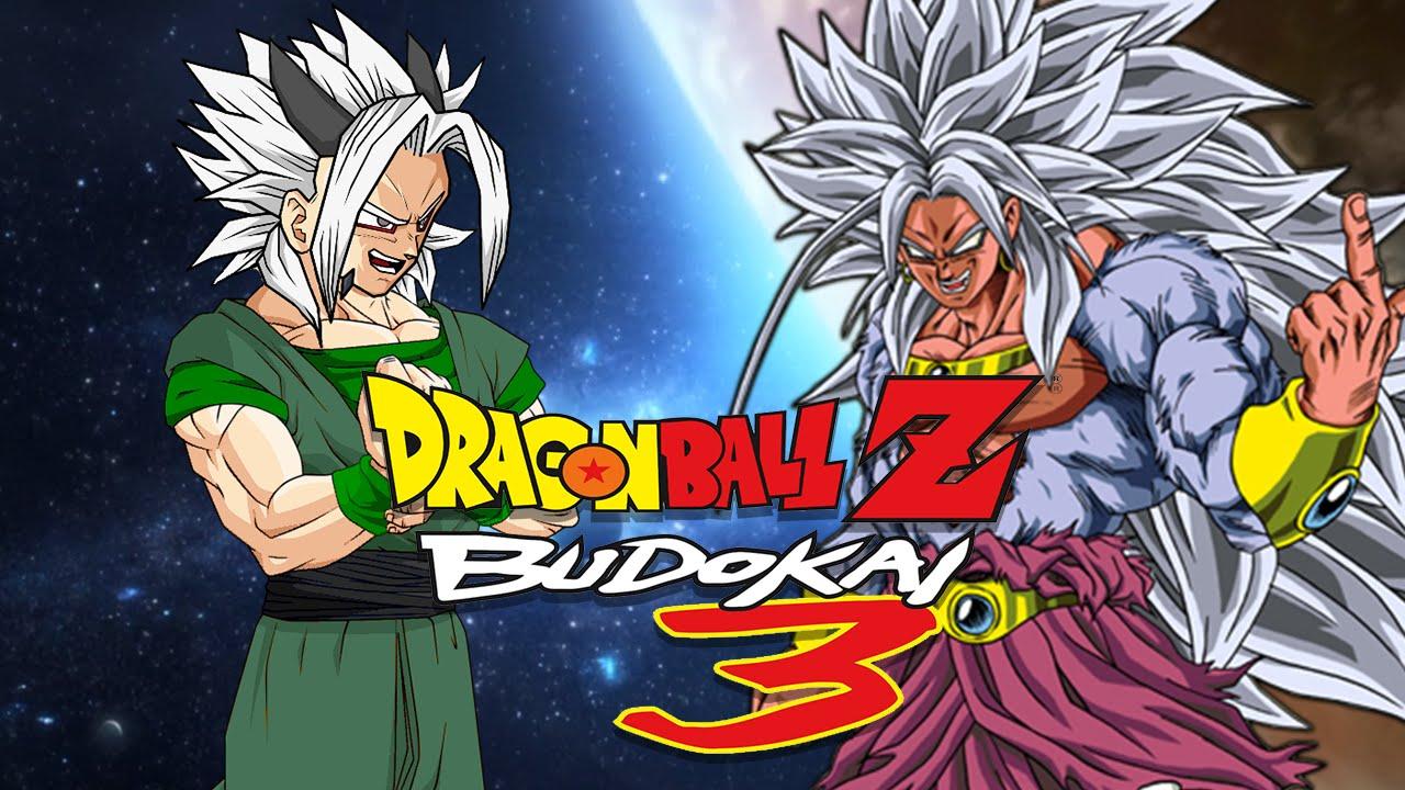 DBZB3: Xicor VS SSJ5 Broly (Duels) - YouTube