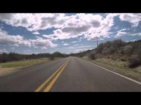 Prescott - Skull Valley - Kirkland (Iron Springs Road) - Motorcycle Ride
