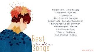 Tuyển Tập Nhạc Indie Hay Nhất 2017  | Best Indie Songs