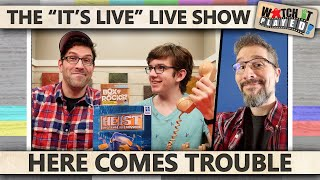 The IT'S LIVE Live Show - Here Comes Trouble - April 15, 2020