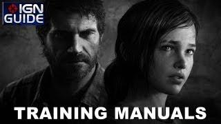 The Last of Us Walkthrough - Training Manual Locations