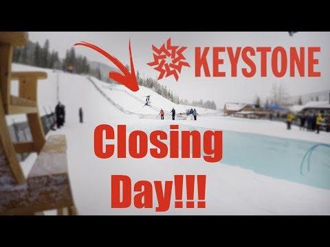 Closing Day At Keystone - 2017/2018 Slush Cup - (Day 59, Season 2)
