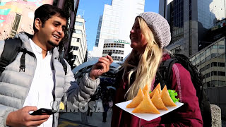What the world think and know about India and Indian people | Social experiment in Tokyo, Japan