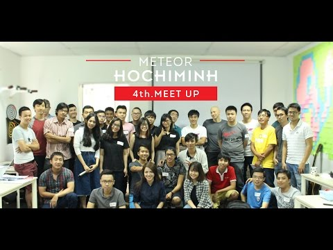 4th Meteor Ho Chi Minh Meetup 17th September 2016_ Part 1