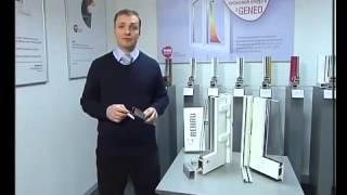 видео Пластиковые двери и их особенности