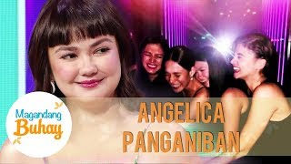 The story behind Angelica, Anne, Angel and Bea