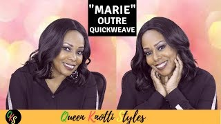 Marie Outre Quick Weave Wig