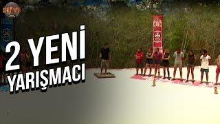 İki Yeni Yarışmacı   26. Bölüm   Survivor Türkiye - Yunanistan