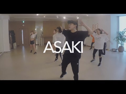 【REI】ASAKI | HIPHOP | Brayton Bowman - Kustom Made