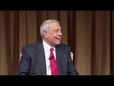 "Dan Rather at the National Archives ""Rather Outspoken: My Life in the News"""