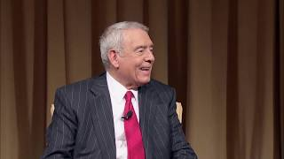 """Dan Rather at the National Archives """"Rather Outspoken: My Life in the News"""""""