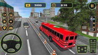 حافلة مدرسية القيادة 2017 - محاكي القيادة - العاب سيارات - ألعاب أندرويد screenshot 2