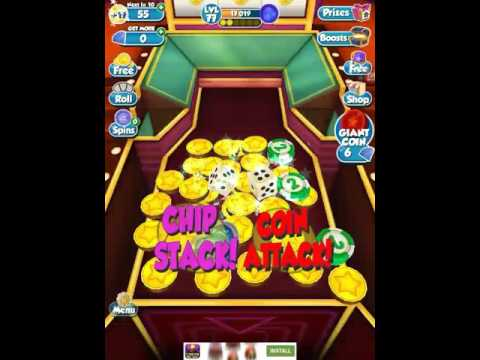Coin Dozer Casino! Level 77! MORE PRIZES!