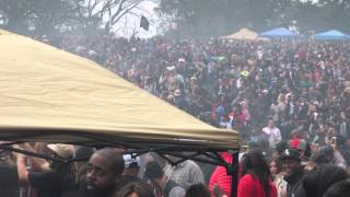 Hippie Hill 2015 420 at 420 in san francisco