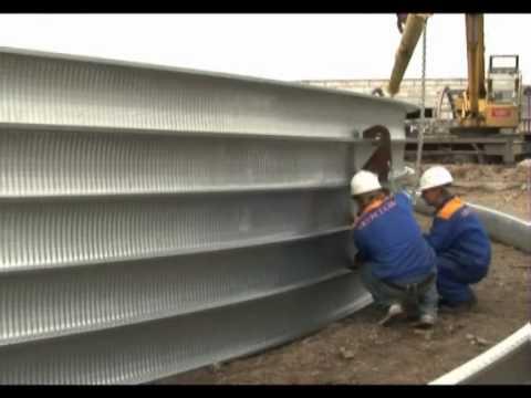 Видео Оцинкованная сталь в рулоне екате