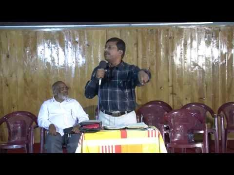 Kodaikanal 7th June 2014 Abraham Esther Hall- (Tamil) Am I on the pathway to Heaven ...