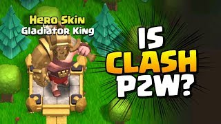 Is Clash of Clans P2W?? New Season Challenges Update for CoC 2019 | How to Fix a Rushed Base ep 2!