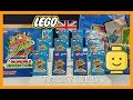 LEGO CREATE THE WORLD SERIES 2! Incredible Inventions Trading Cards From Sainsburys Collectors Book