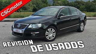 Volkswagen Passat 2005 - 2010   Revisión de usados