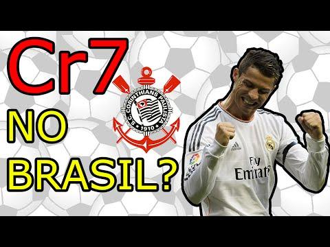 CRISTIANO RONALDO NO CORINTHIANS? thumbnail