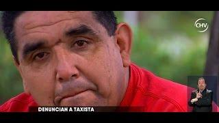Taxista acusado de agresión: En ningún momento las boté del vehículo - CHV NOTICIAS