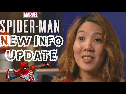 Spider-Man PS4 New Info Update!!! NO Fall Damage (?), Box Art, & More!!!