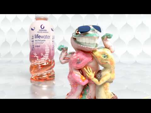 SoBelieve in Possibilities - 0 Cal SoBe Lifewater