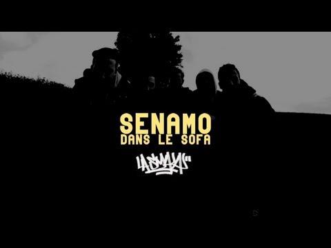 Dans le sofa - Senamo