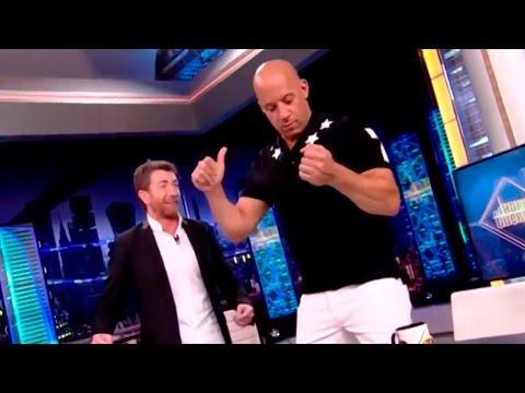 Vin Diesel baila al ritmo de Nicky Jam El Amante y anuncia canci c el