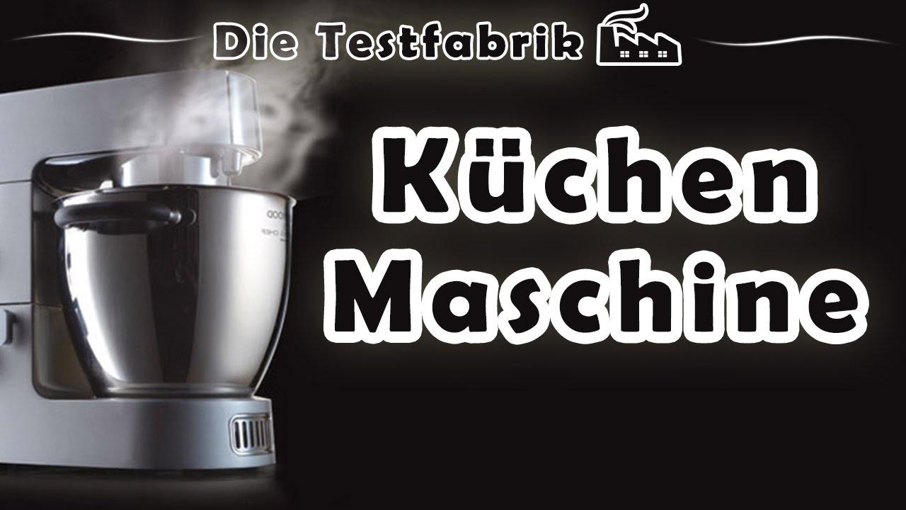 🍴 Küchenmaschine / Küchengeräte Test – 🏆 Top 3 Küchenmaschine ...
