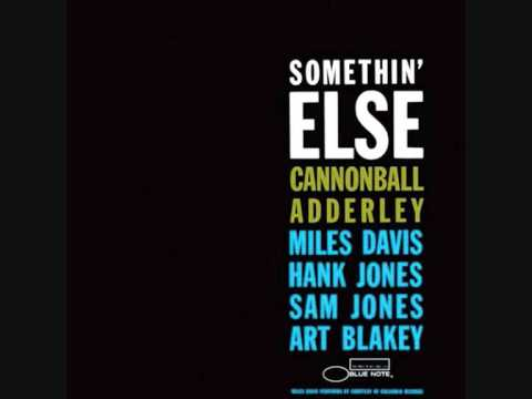 Cannonball Adderley - One for Daddy-O