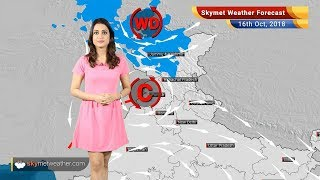 Weather Forecast for Oct 16: Rain in Bengaluru, Chennai, Kerala, TN, Pollution to rise in Delhi
