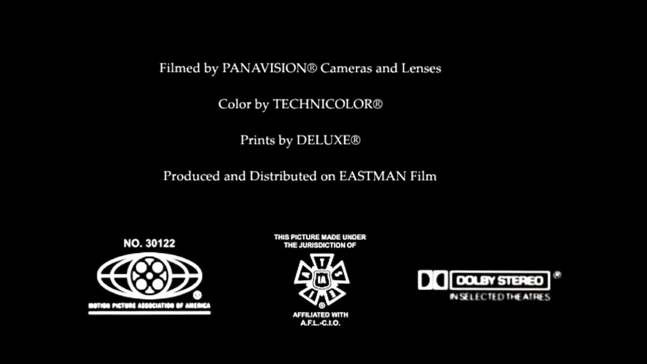 Mpaa Credits: The Christs' Christmas Special 1989-1990 Credits