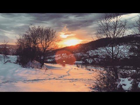 Günyatımı Kar Manzarası - Drone Çekim