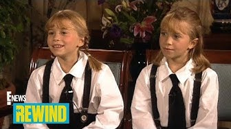 "Mary-Kate & Ashley's ""It Takes Two"": A Blast From Interviews Past: Rewind 